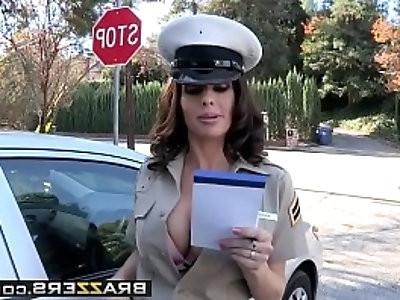 big tits in uniform veronica avluv and manuel ferrara meter maiden