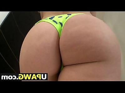 Huge ass on madison chandler