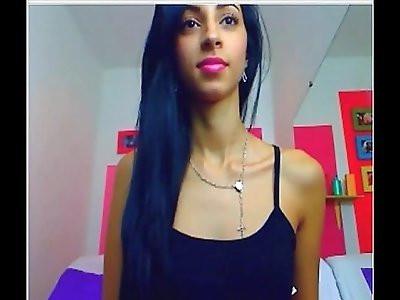 Webcam dildo amazing ass