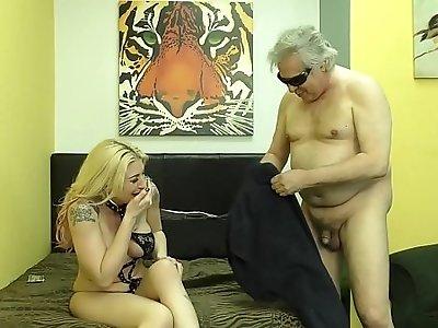Hooker Makes Small Penis Customer Lick Her Asshole Leya Falcon