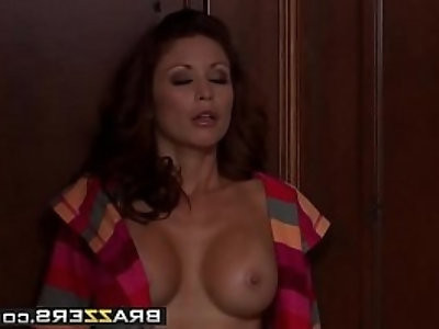 Hot milf Monique Alexander cucks her husband