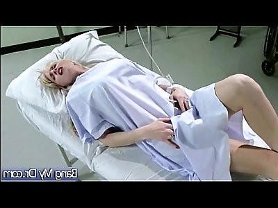 Sex Between Doctor And Hot Slut horny Patient jessa rhodes clip 19
