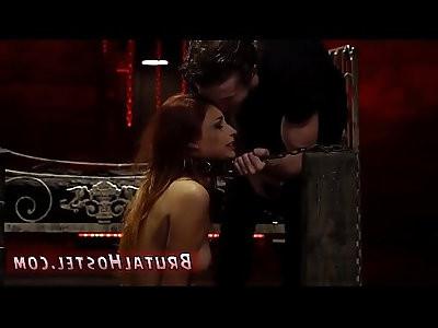 Mistress sits on slaves face Poor lil Jade Jantzen, she just desired