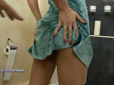 Doggystyle squirting
