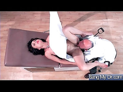 Sex Adventures Between Doctor And Hot Sexy Patient Cytherea