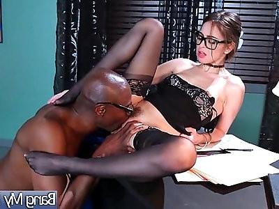 Sex Adventures At Doctor With busty Slut Horny Patient Riley Reid video